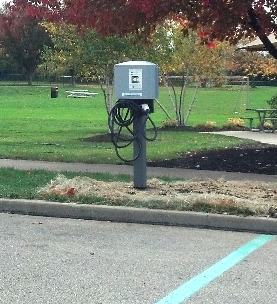 North Park Charging Station