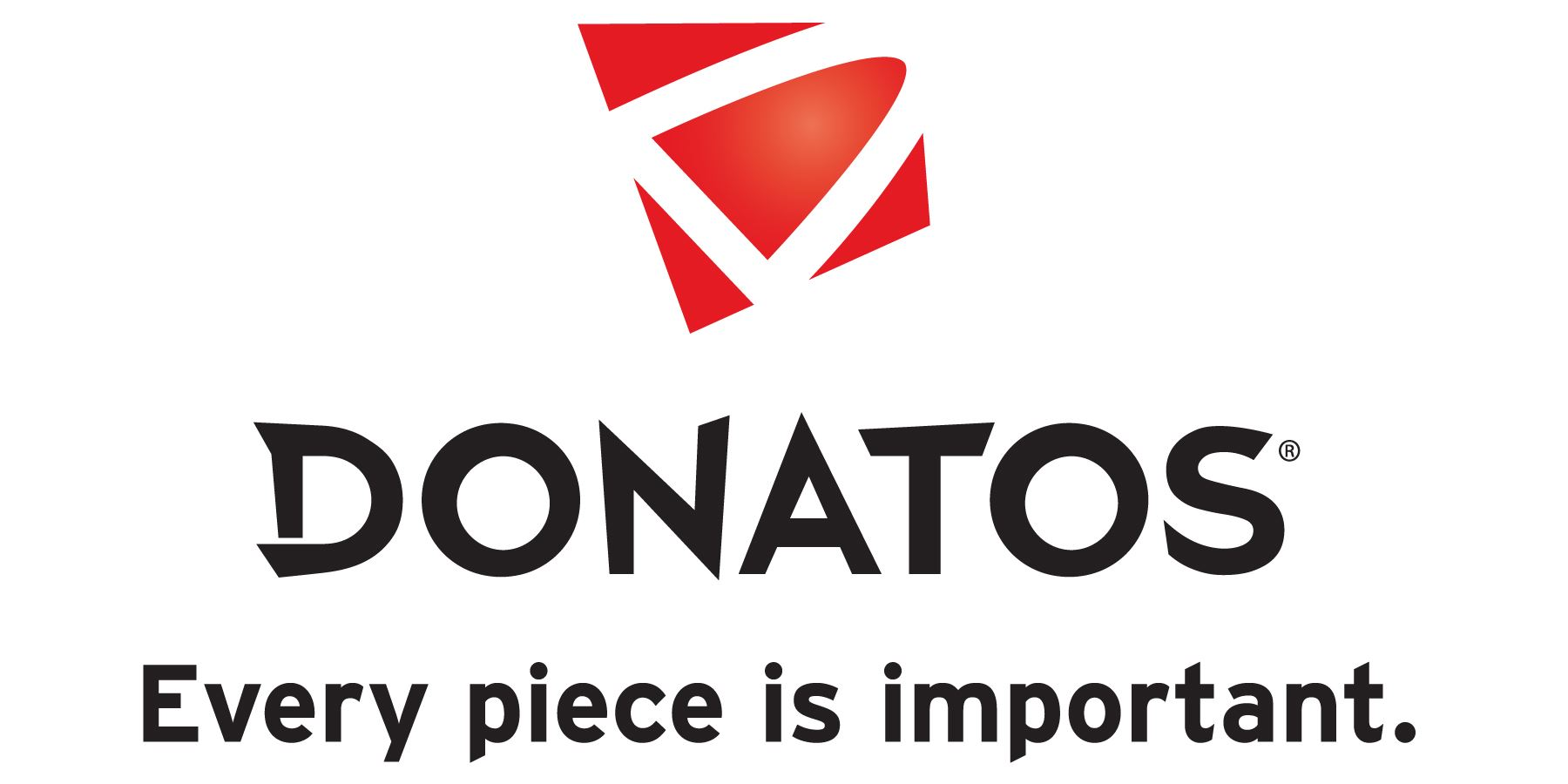 Donatos Every piece is important