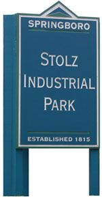 Springboro Stolz Industrial Park Established 1815