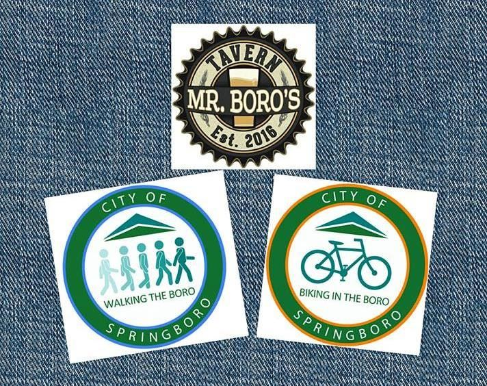 Mr. Boro's Tavern Bike & Hike May 16, 2018